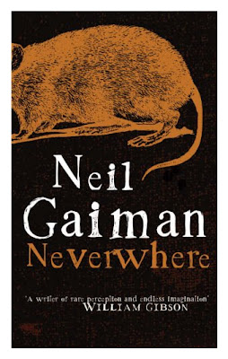 Neverwhere: A Novel (written by Neil Gaiman) - published in 1996