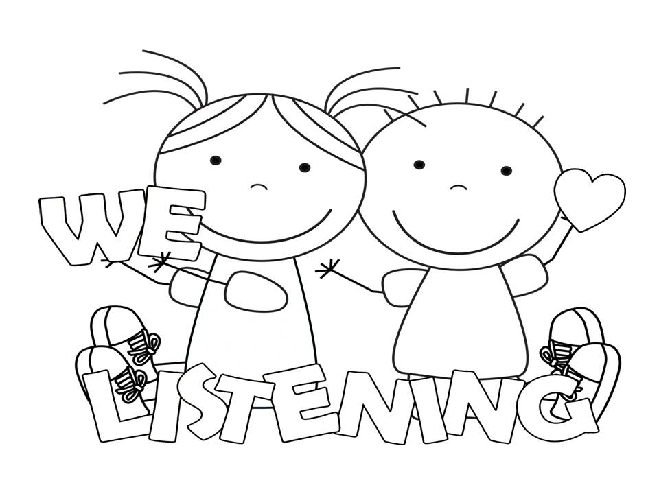 Twin speech language literacy llc free speech for Speech coloring pages
