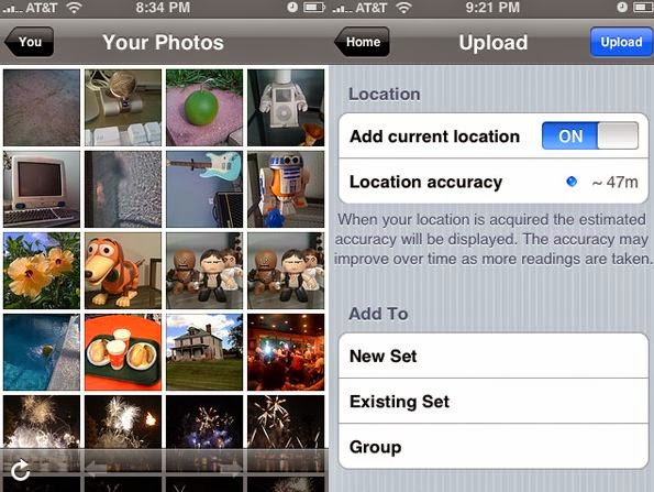 recover iPhone camera roll photos from iCloud backup