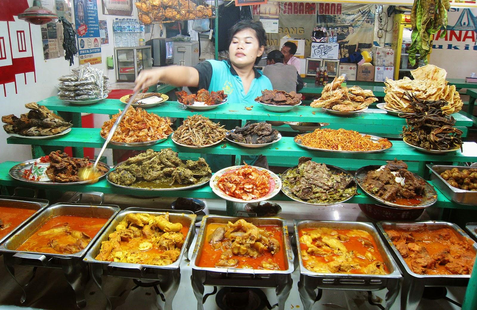 My Little Indonesia Maret 2015 Sambal Andaliman Sichuan Peppercorns Padang Cuisine
