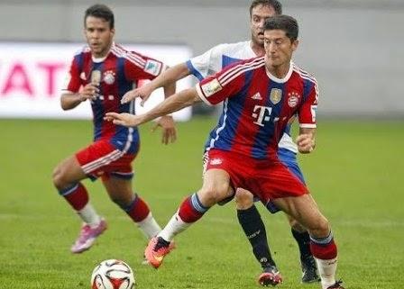 Guadalajara vs Bayern Munchen