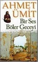 BİR SES BÖLER GECEYİ, Ahmet Ümit