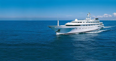 Donald Trump yacht