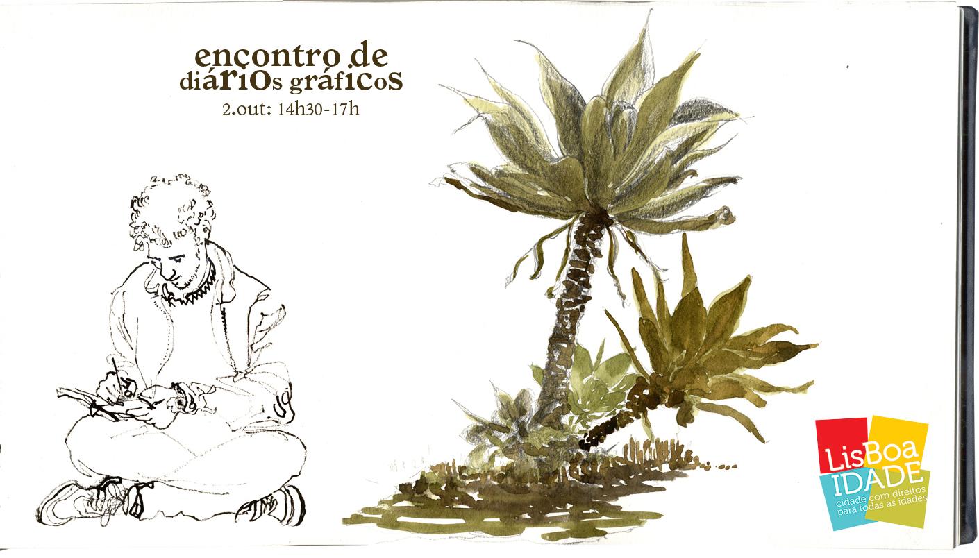 ENCONTRO DE DIÁRIOS GRÁFICOS