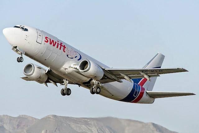 Desaparece avión español con 116 personas a bordo