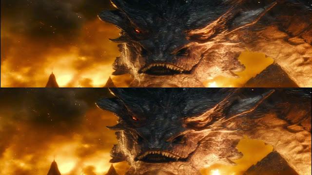 El Hobbit 3 La Batalla De Los Cinco Ejércitos 3D OU Latino