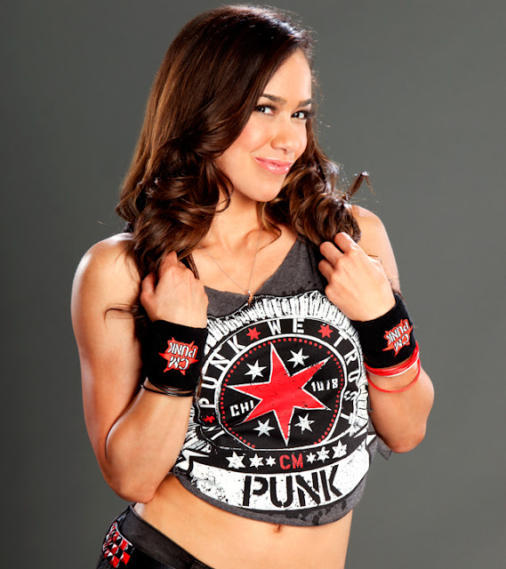 Aj Lee Hot