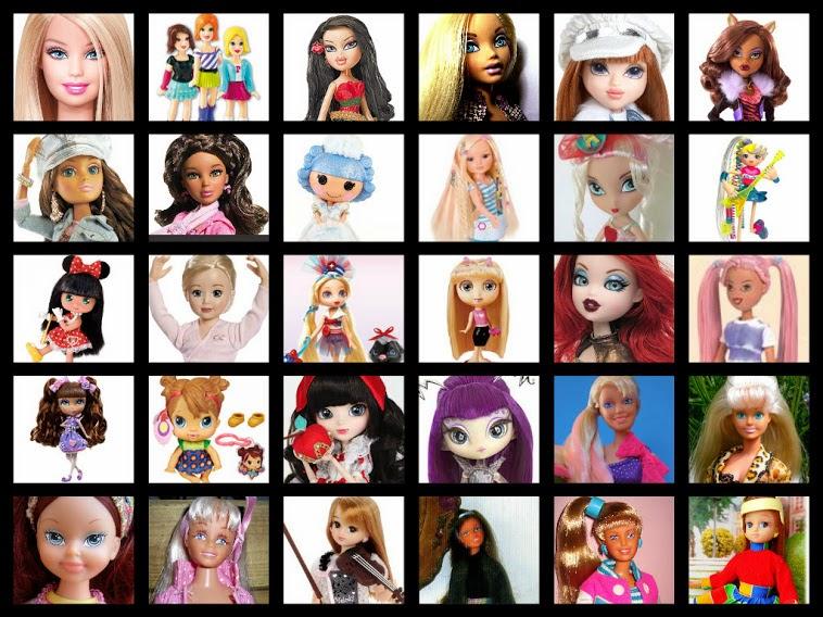 Mis Muñecas...