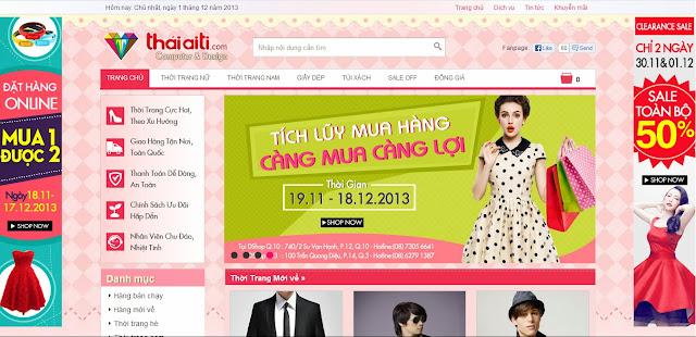 Template blogspot shop thời trang đẹp Full chức năng, chuyên nghiệp