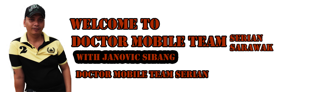 Welcome To Doctor Mobile Team Serian