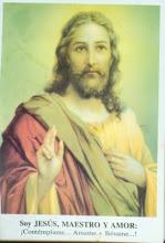 SOY JESÚS, MAESTRO Y AMOR