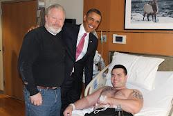 President Obama Visit on Mar 05