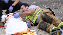First responders must deal with society's problems, shortcomings, injustices every day