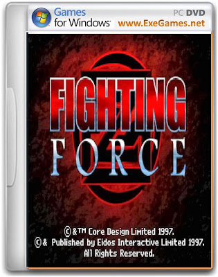 Fighting Force Game