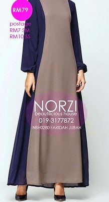 NBH0280 FARIDAH JUBAH