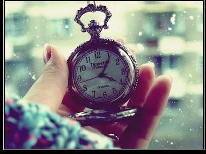 El tiempo pasa y NO TE OLVIDO..