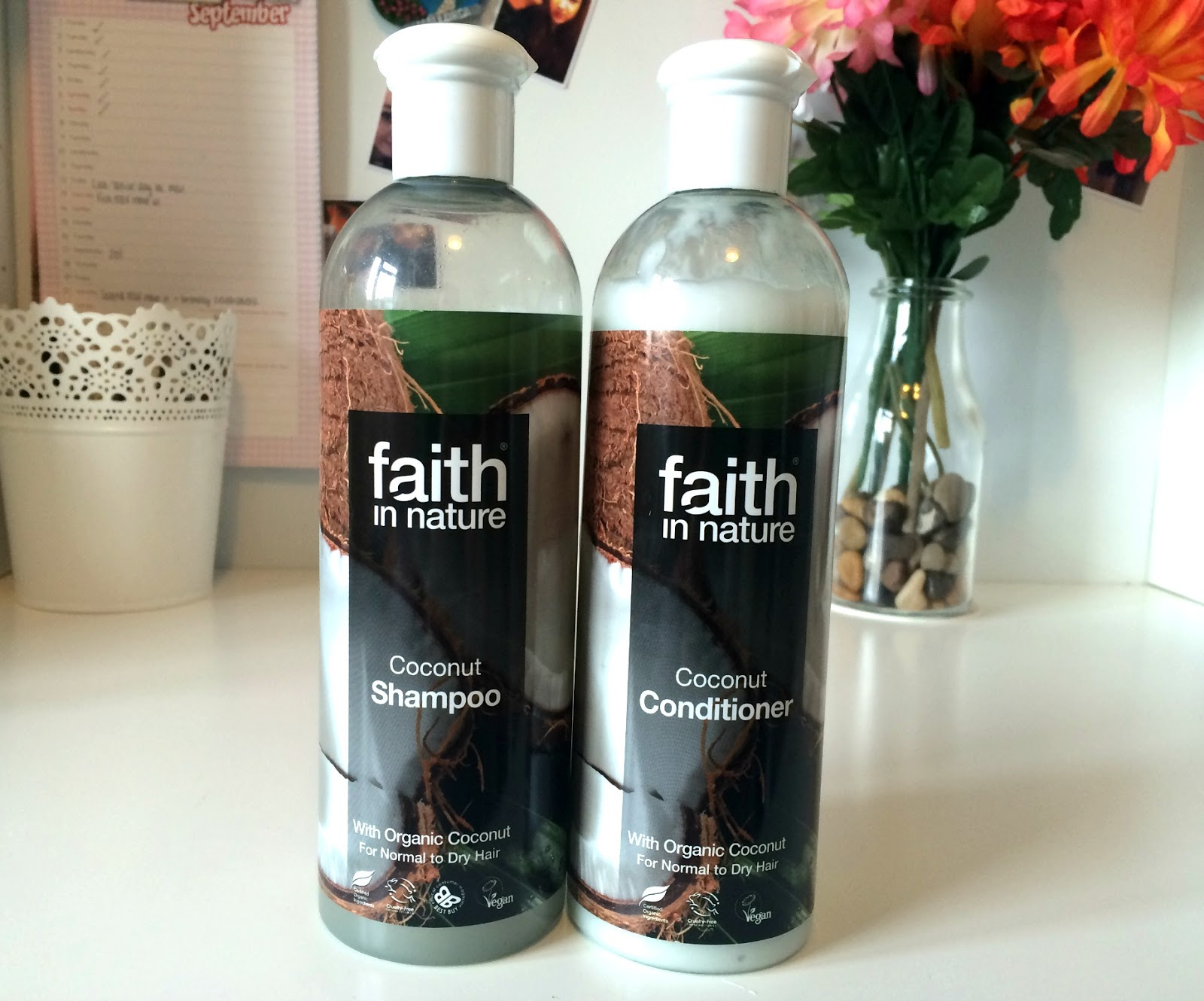 HAIRCARE FAVOURITE: FAITH IN NATURE