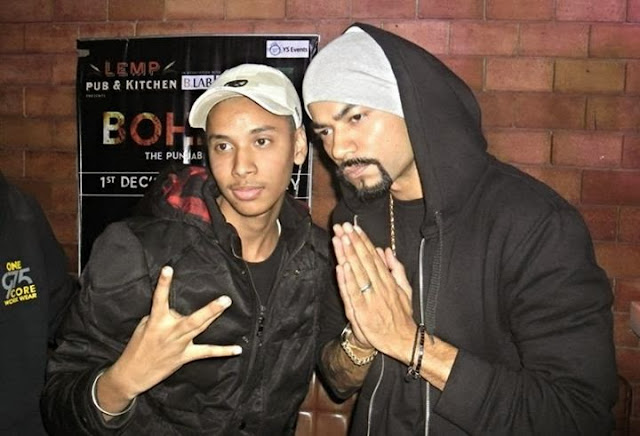 BOHEMIA The Punjabi Rapper - Live at LEMP 12
