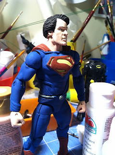 GeekSummit MattyCollector Exclusive Bruce Wayne to Batman Dark Knight Rises SDCC12 SDCC 2012 ToyFair Henry Cavill Man of Steel Licensing packaging movie masters superman Metropolis Ilinois Superman Celebration 2012 Shirt Design Superman Trunks Plano Smallville Superfest square enix kai play arts