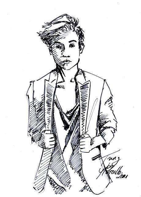 Sketch: Tung