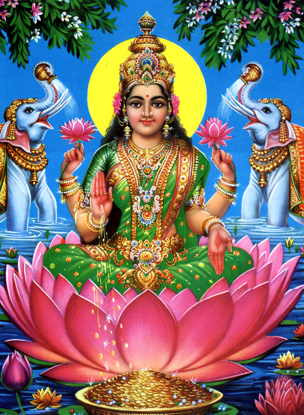 god pictures wallpapper lord devi maa laxmi pictures and