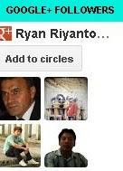 widget google+followers baru