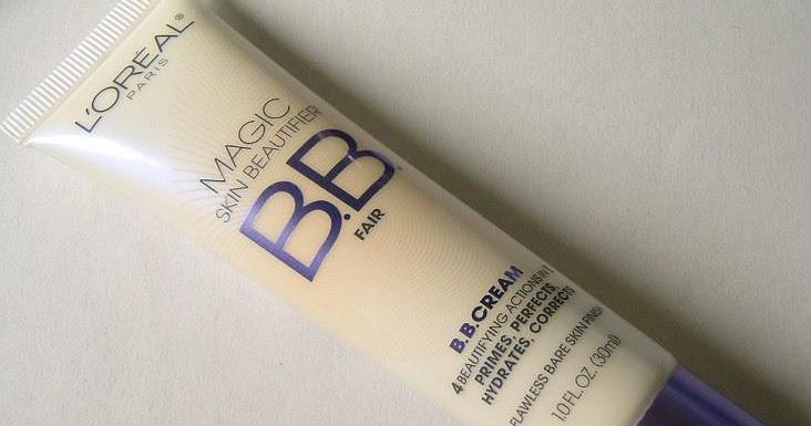 Loreal True Match BB Cream Review - beautifulhameshablog.com