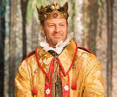 Sean Bean, padre de Blancanieves - Juego de Tronos en los siete reinos