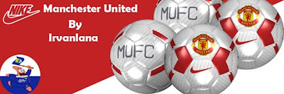 (PES 2013) Balls Nike Manchester United By Irvanlana