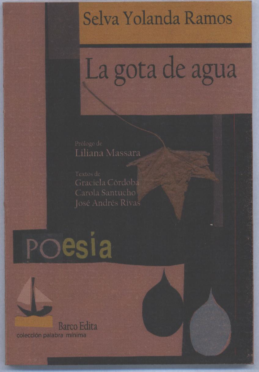 Libro póstumo de Pocha Ramos