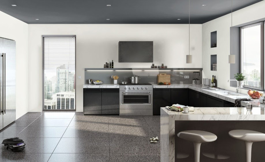 Hogares frescos 10 incre bles estilos para modernos - Estilos de cocinas ...
