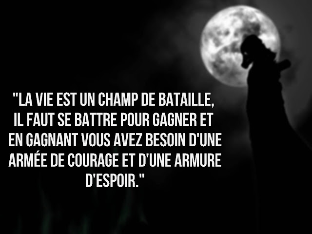 proverbe et citation sur le courage