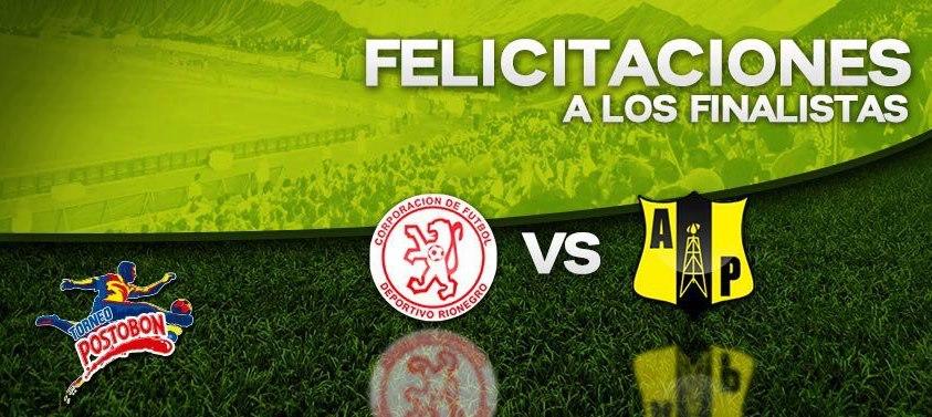 Alianza Petrolera vs Deportivo Rionegro ¡Final del Torneo Postobon!