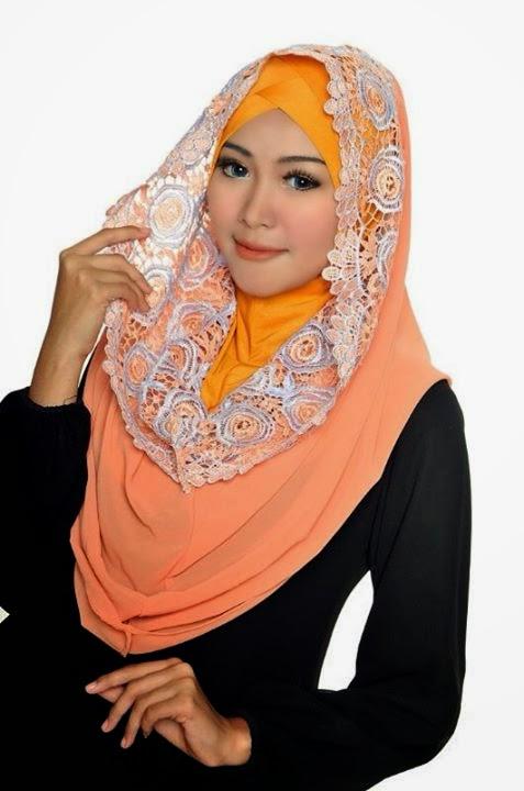Tampil Cantik Dengan Hijab Elegant Cocok Untuk Pesta Hijab Style