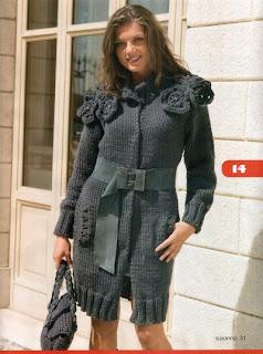 http://www.vyazemsami.ru// Пальто и сумочка