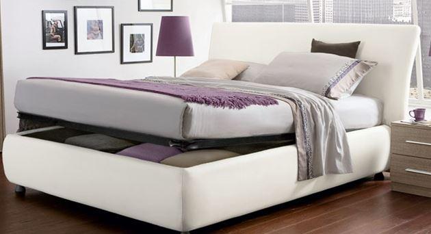 Arredo a modo mio dallas mondo convenienza il letto - Letto matrimoniale con contenitore ikea ...