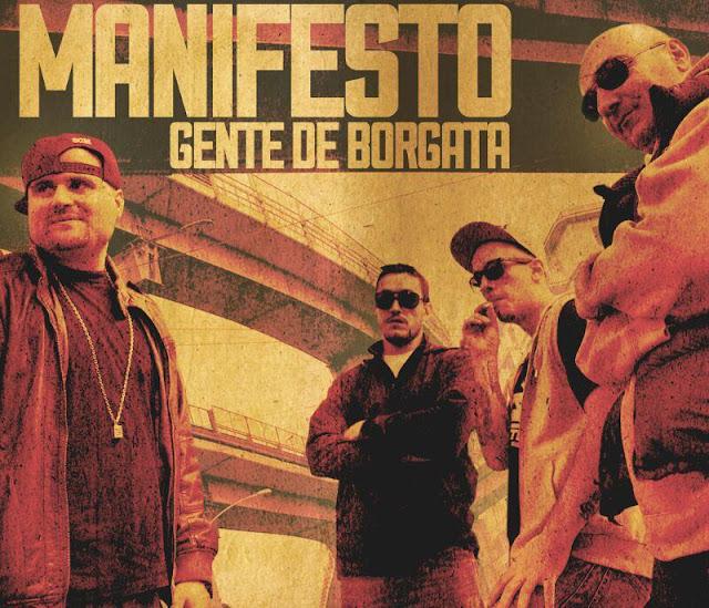 Gente De Borgata - Manifesto - Tracklist testi video download