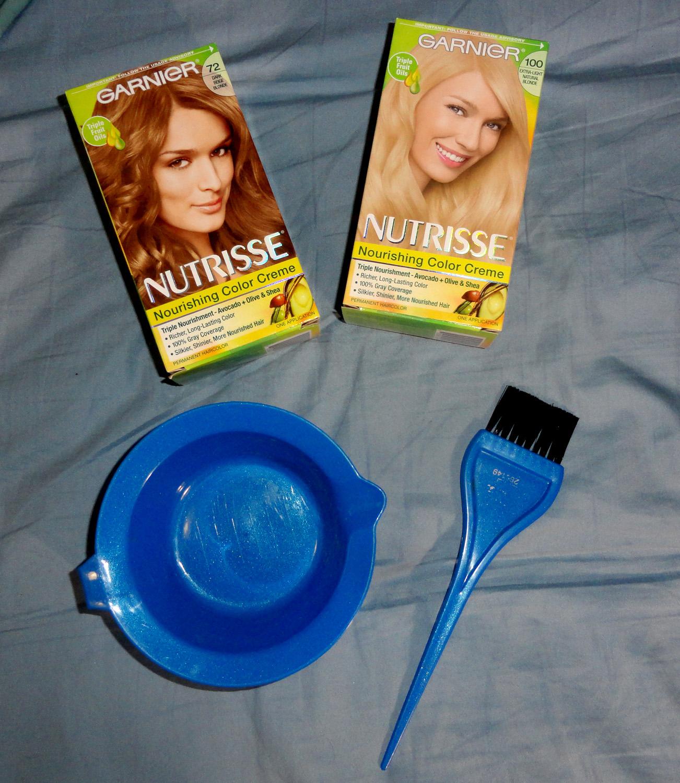 Diy ombre for light hair bows and curtseys solutioingenieria Choice Image