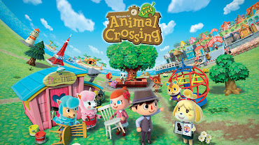 #8 Animal Crossing Wallpaper
