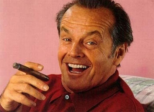 Jack Nicholson Being Himself Seen On www.coolpicturegallery.us
