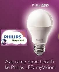 Lampu LED Philips - Mei