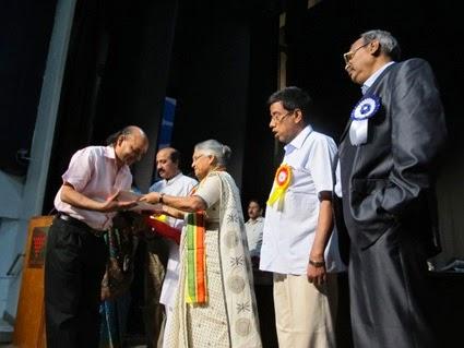 Awarded In Delhi