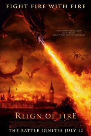 REINADO DE FUEGO (Reign of Fire) (2002) Ver online - Español latino