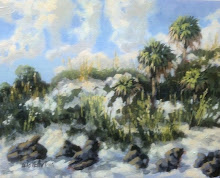 Linda Blondheim Plein Air Paintings