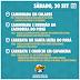 Simão Jatene em Santa Luzia - confira a agenda de hoje do Governador