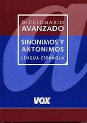 Diccionario de Sinónimos