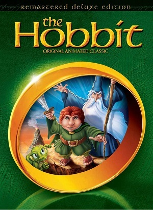 O Hobbit - Remasterizado Animação Legendado Filmes Torrent Download capa