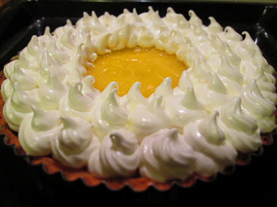 post express: meringata al limone