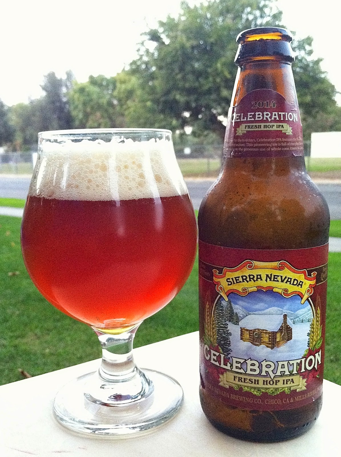 Sierra Nevada Celebration Ale 1