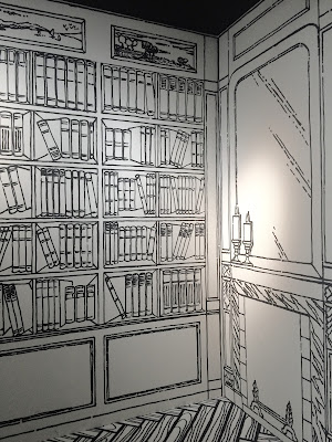 Mademoiselle Prive Bookcase